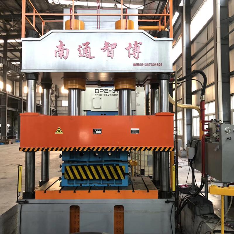 YZ27-500T四柱液压机