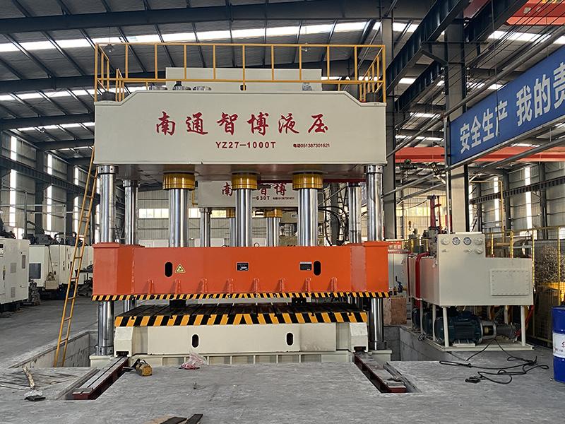 YZ27-630T四柱液压机