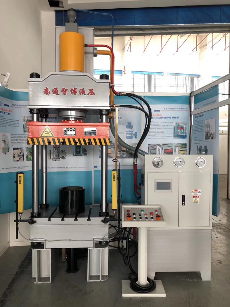 YZ32-100T四柱液压机