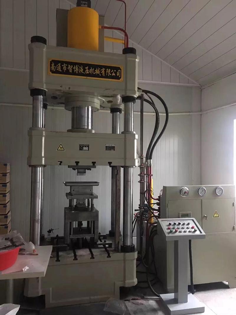 YZ79-200T全自动粉末制品液压机