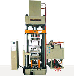 YZB79Z系列全自动粉末制品液压机