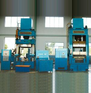 YZB05系列磁性材料液压机
