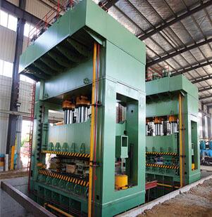YZBK27系列框架式单动薄板冲压液压机
